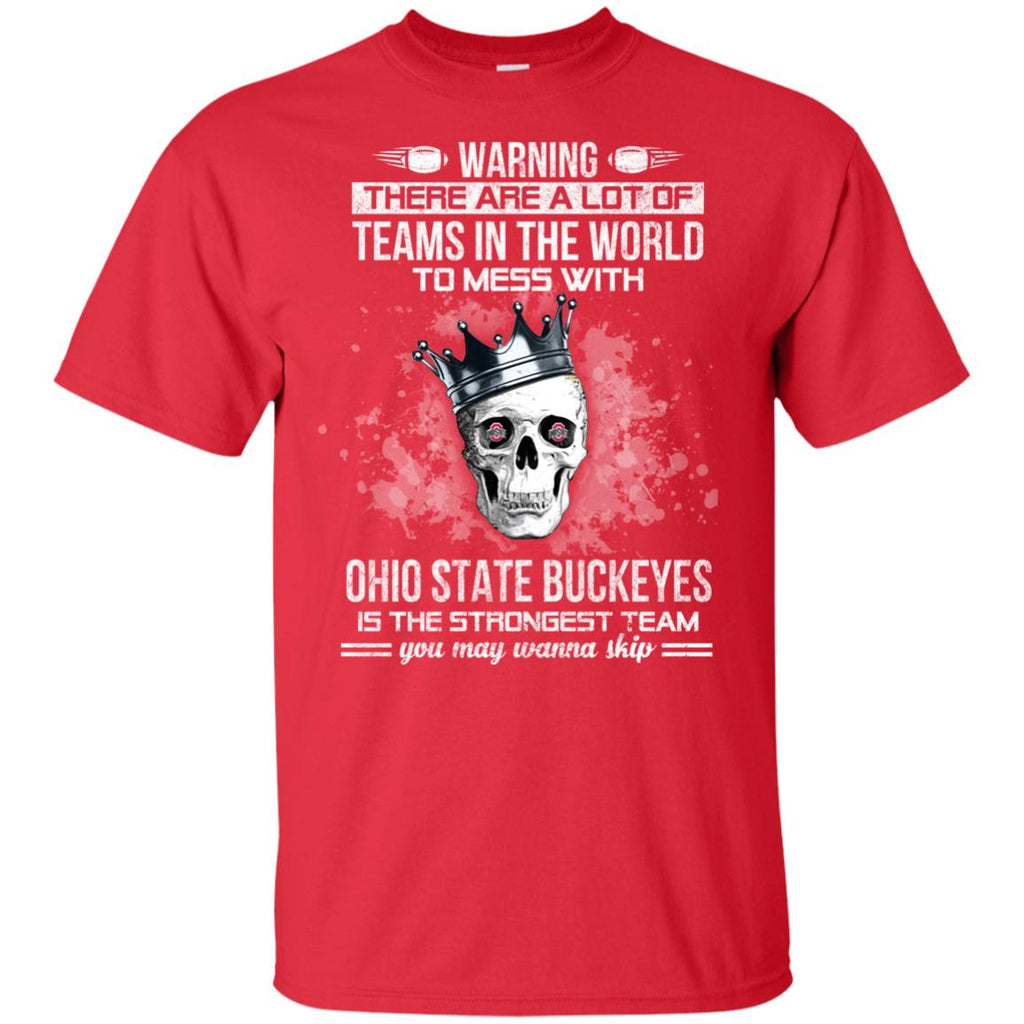 Ohio State Buckeyes Is The Strongest T Shirts