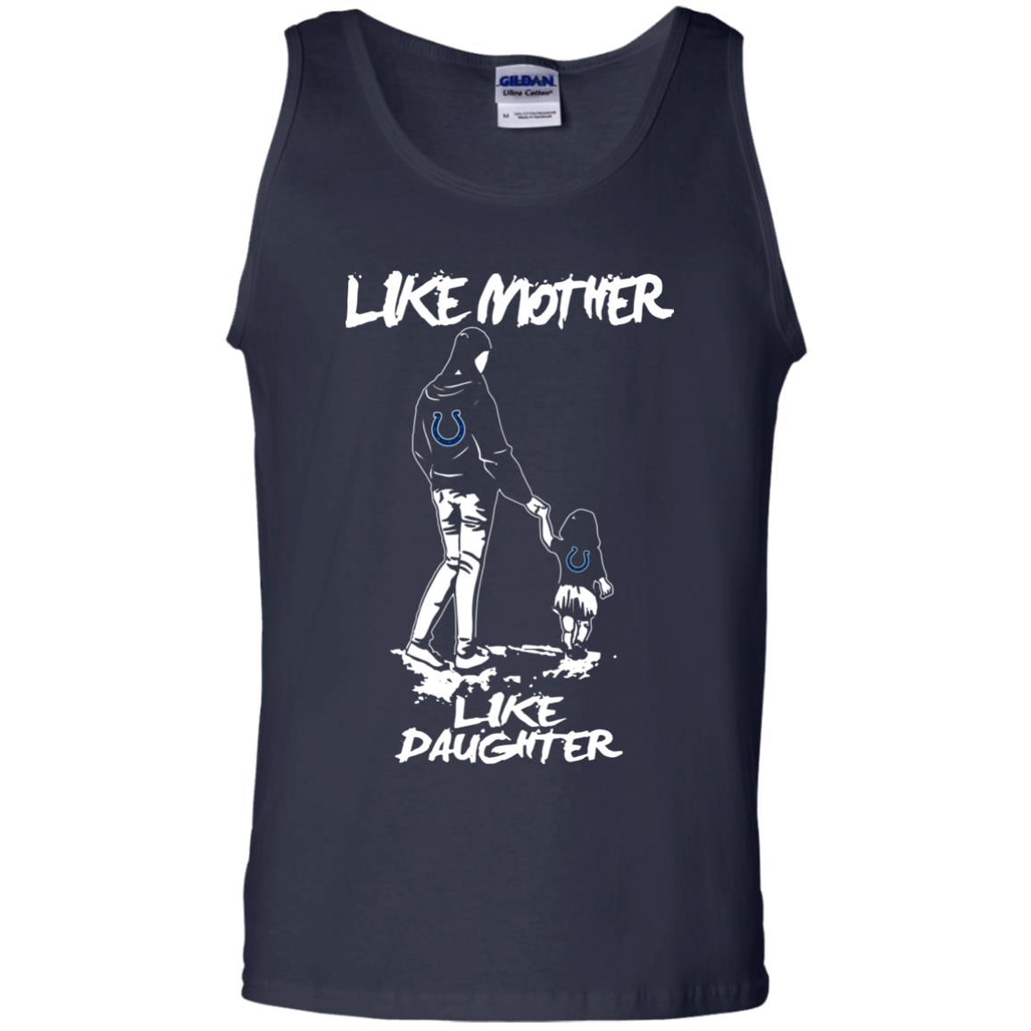 Like Mother Like Daughter Indianapolis Colts T Shirts