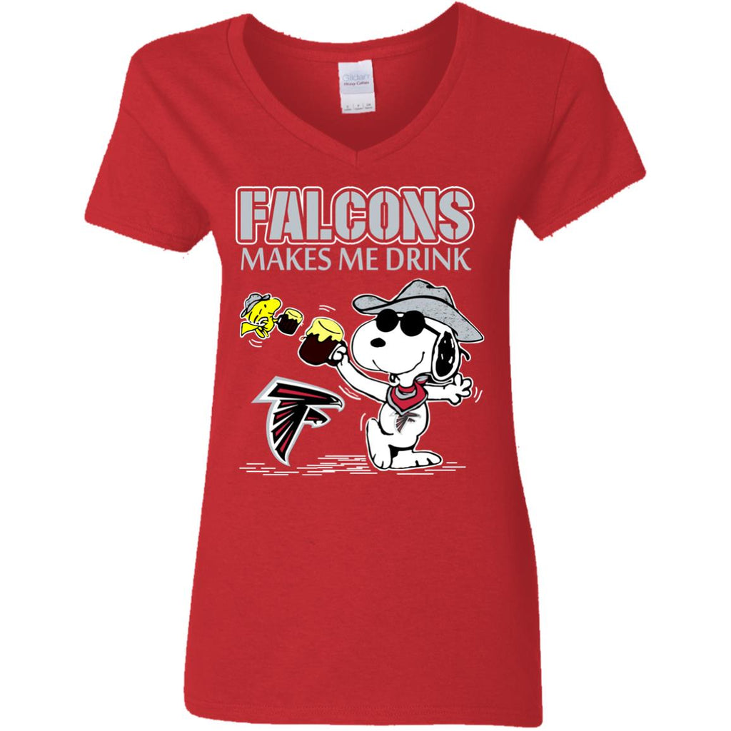 Atlanta Falcons Make Me Drinks T Shirts