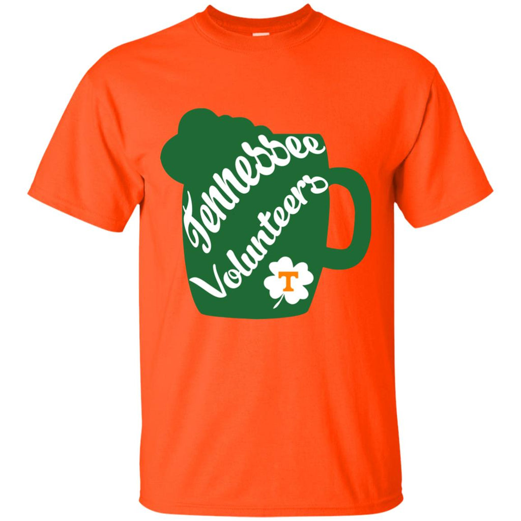 Amazing Beer Patrick's Day Tennessee Volunteers T Shirts