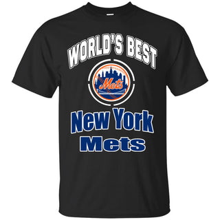 Amazing World's Best Dad New York Mets T Shirts