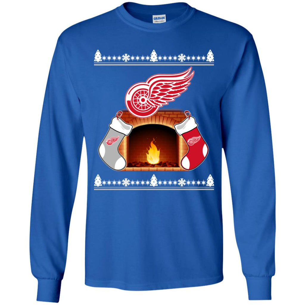 3fc31376afc Christmas Stove Socks Detroit Red Wings T Shirts – Best Funny Store