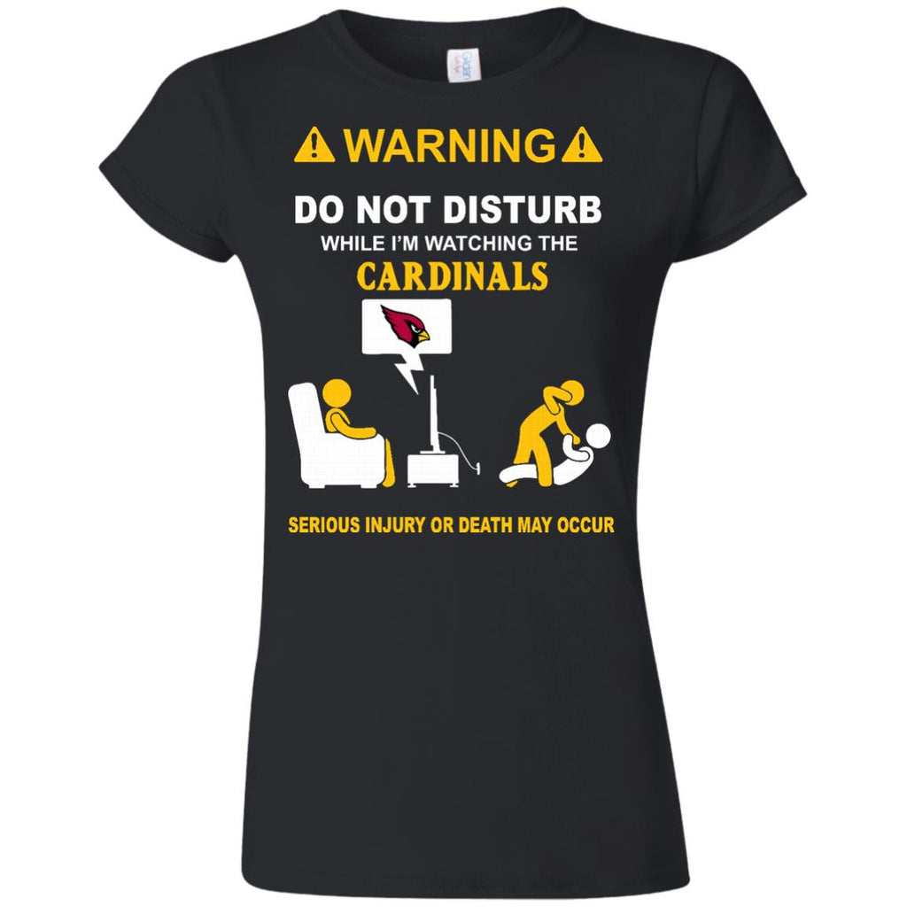 Do Not Disturb TV Arizona Cardinals T Shirt - Best Funny Store