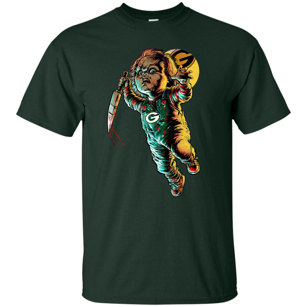 Chucky Green Bay Packers T Shirt - Best Funny Store