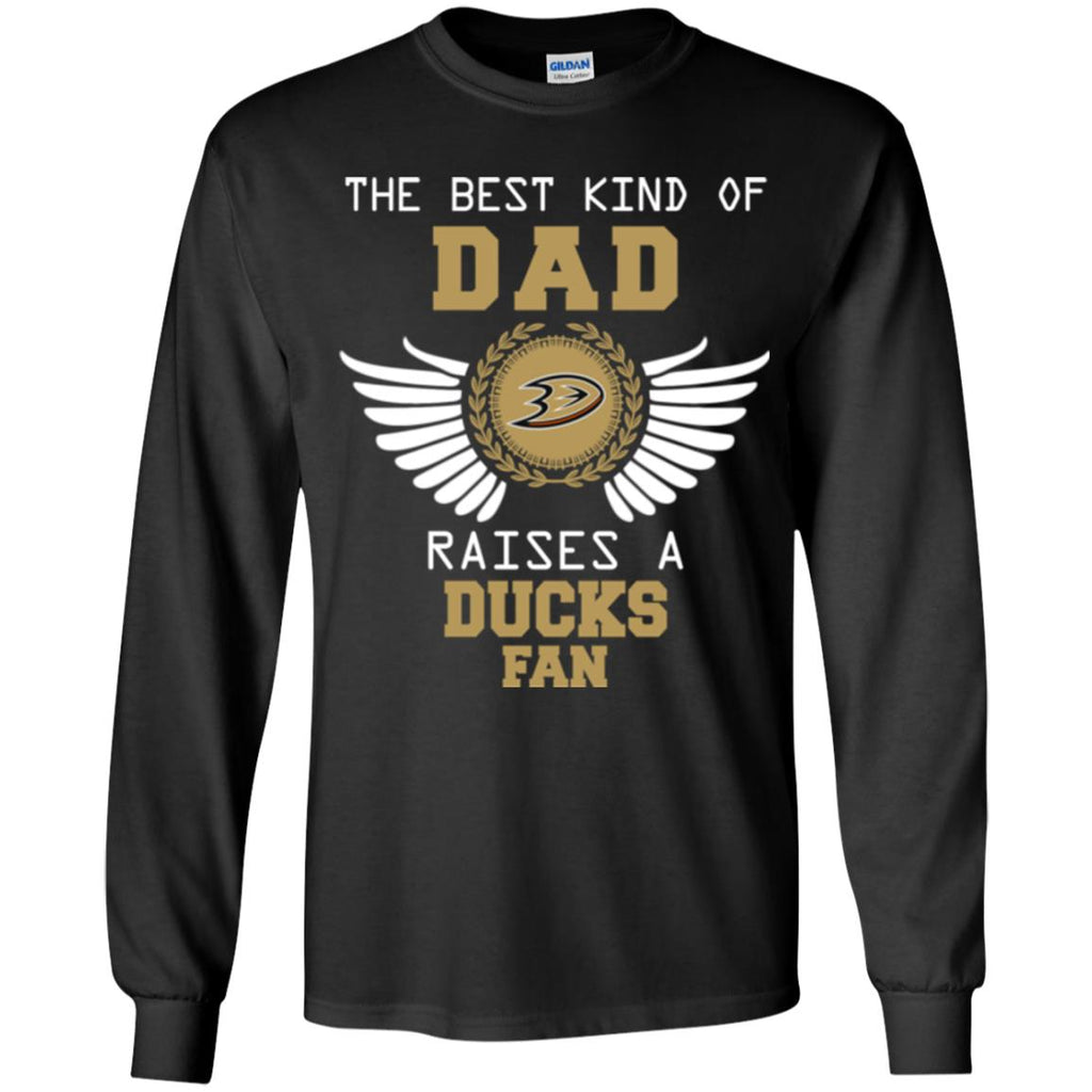 The Best Kind Of Dad Anaheim Ducks T Shirts