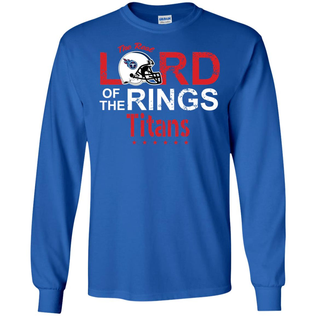 The Real Lord Of The Rings Tennessee Titans T Shirts