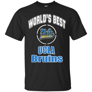 Amazing World's Best Dad UCLA Bruins T Shirts