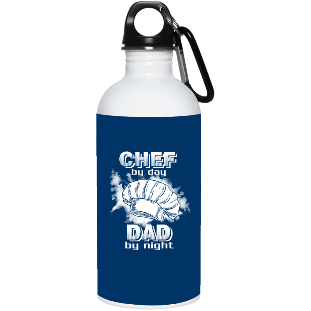 Chef By Day Dad By Night Mugs