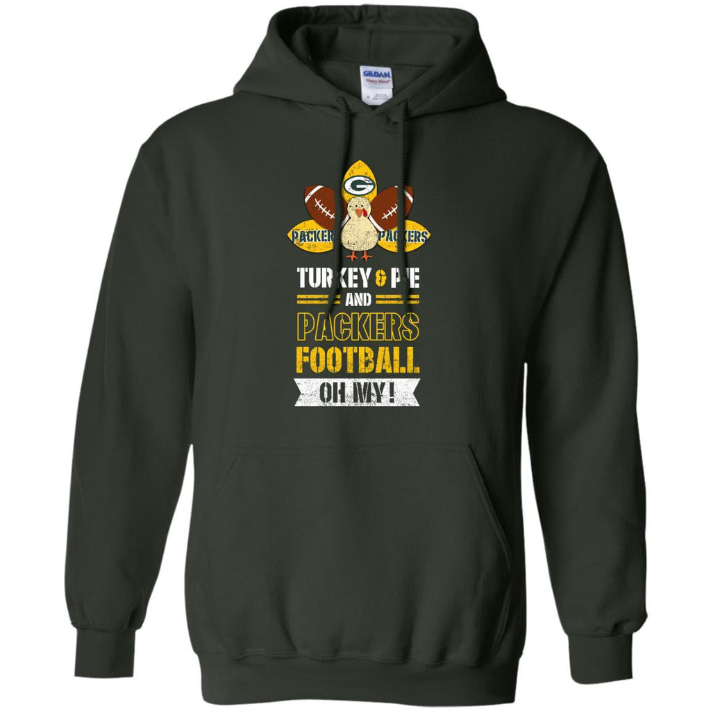 Thanksgiving Green Bay Packers T Shirts - Best Funny Store