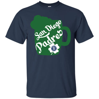 Amazing Beer Patrick's Day San Diego Padres T Shirts