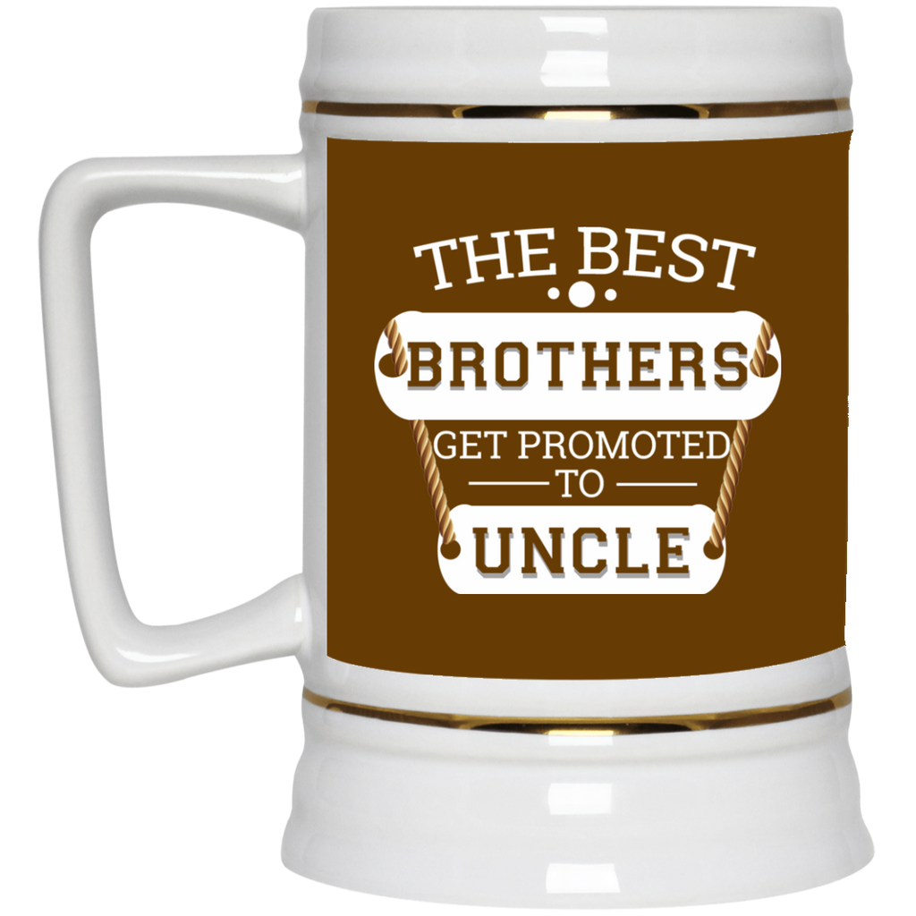 The Best Brothers Get Promoted To Uncle Mugs