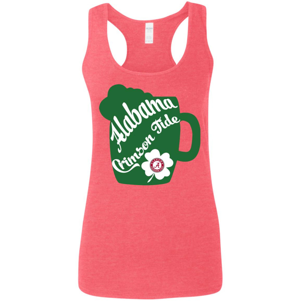 Amazing Beer Patrick's Day Alabama Crimson Tide T Shirts