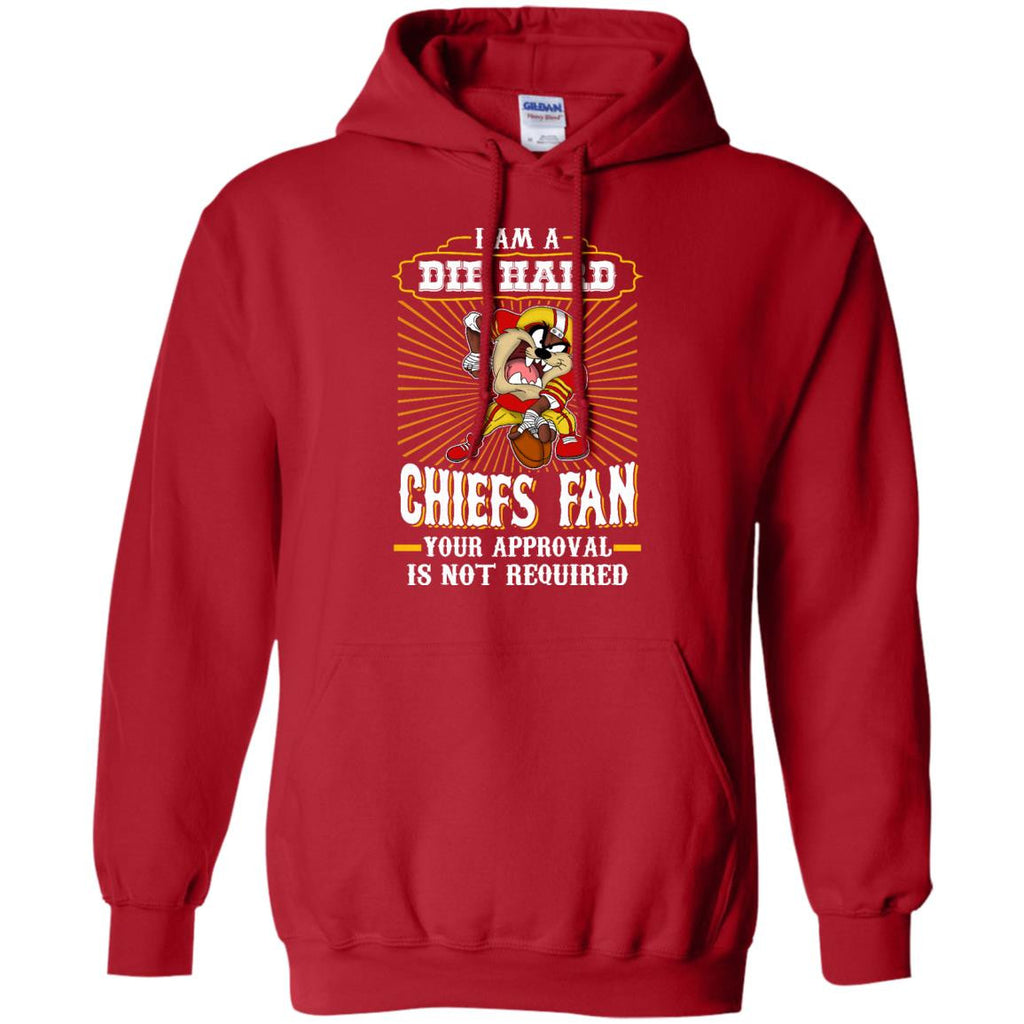 Taz Devil Kansas City Chiefs T Shirt - Best Funny Store