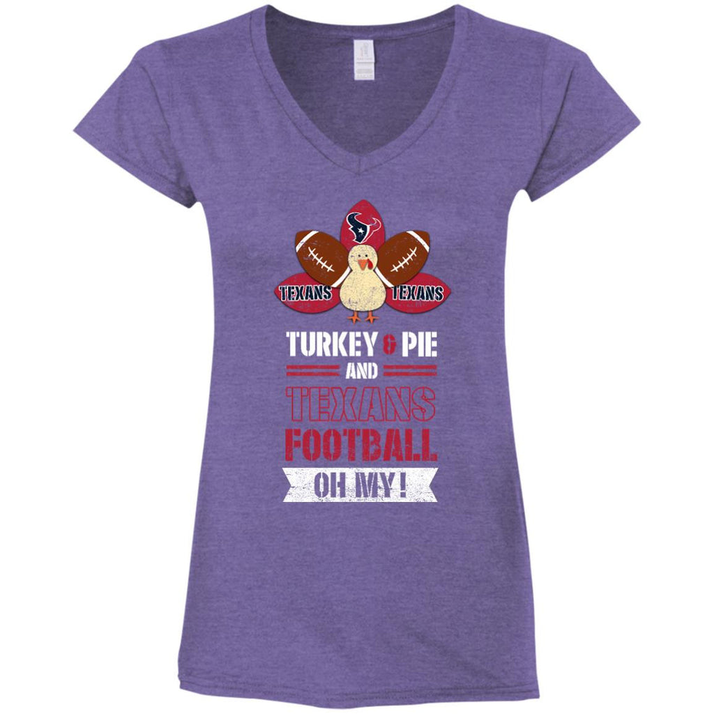 Thanksgiving Houston Texans T Shirts - Best Funny Store