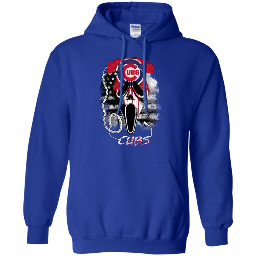 Scream Chicago Cubs T Shirts