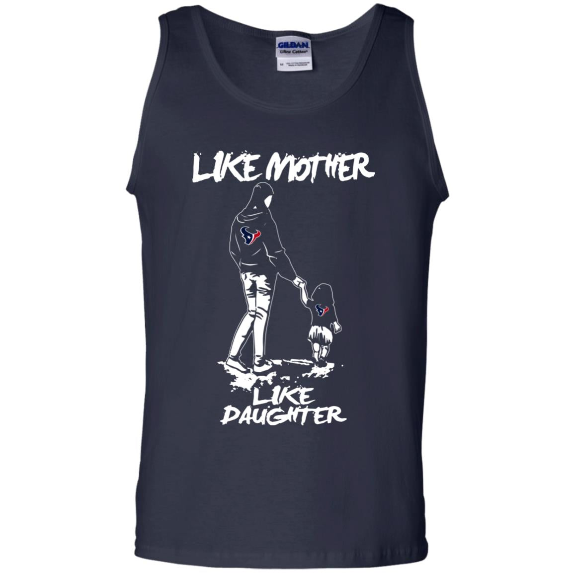 Like Mother Like Daughter Houston Texans T Shirts