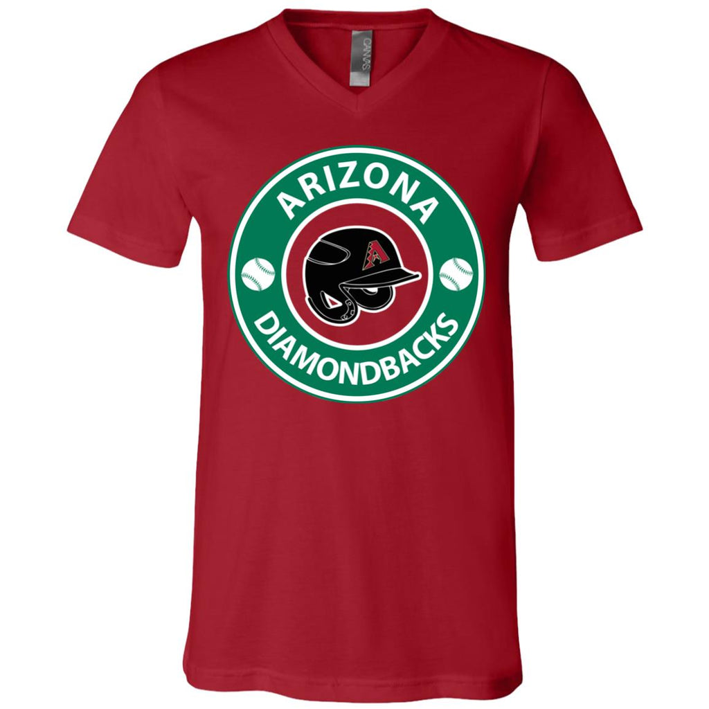 Starbucks Coffee Arizona Diamondbacks T Shirts