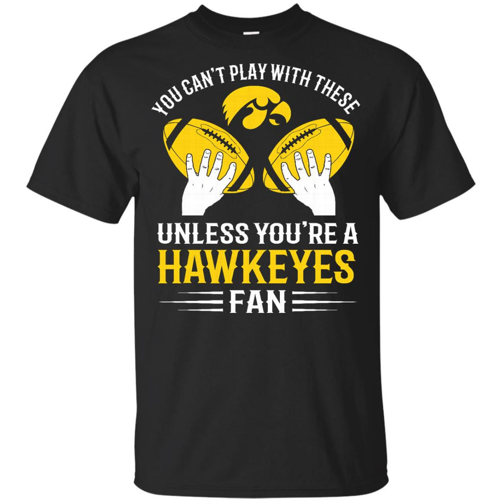 Play With Balls Iowa Hawkeyes T Shirt - Best Funny Store