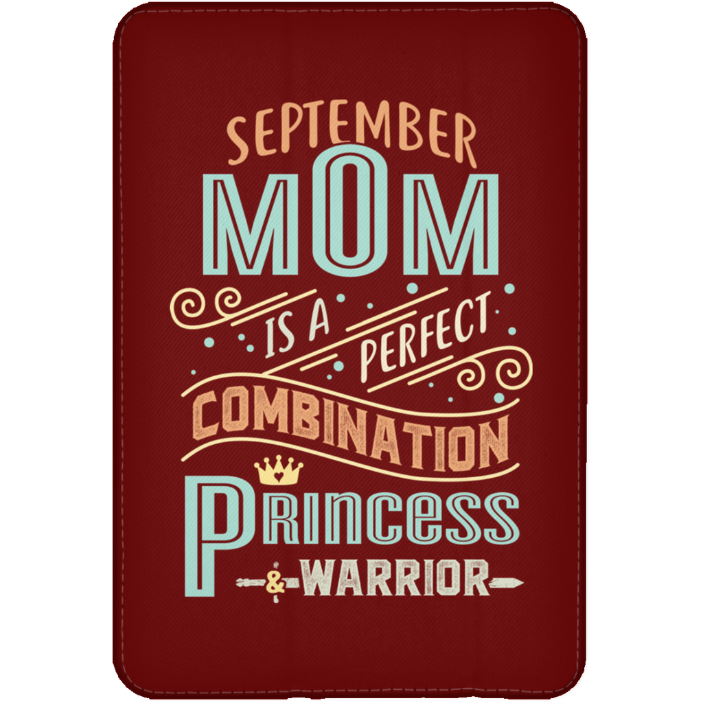 September Mom Combination Princess And Warrior Tablet Covers