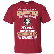 It Takes Someone Special To Be A Florida State Seminoles Grandpa T Shirts