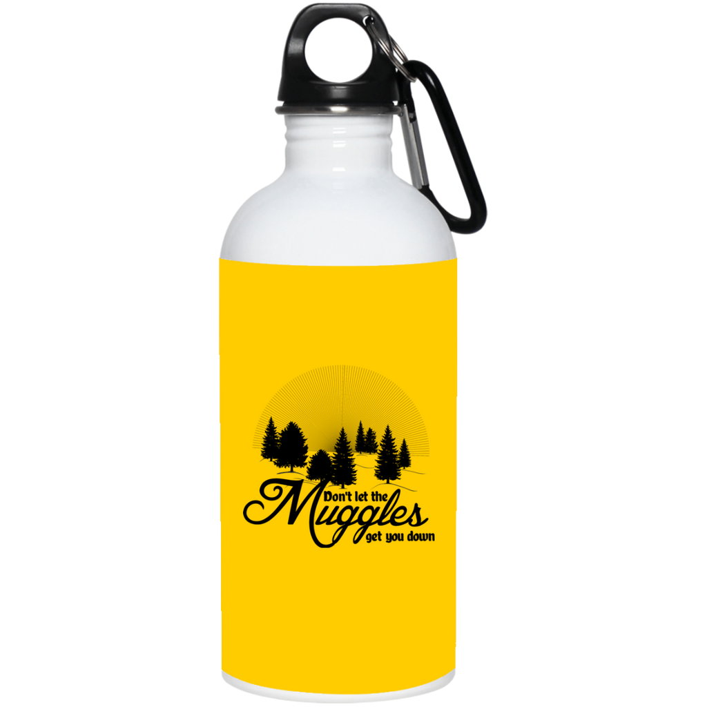 Don't Let The Muggles Get You Down Camping Mug V2