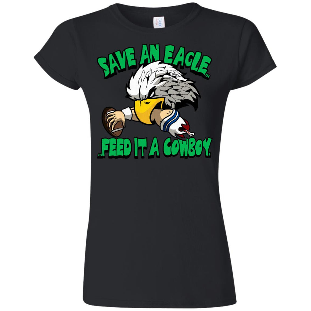 f2a712cff419 ... Save An Eagle Philadelphia Eagles T Shirt - Best Funny Store ...