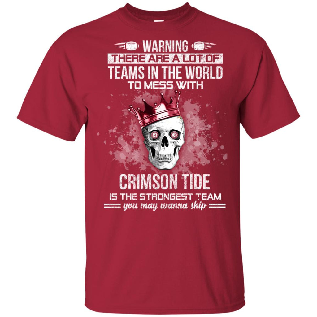 Alabama Crimson Tide Is The Strongest T Shirts