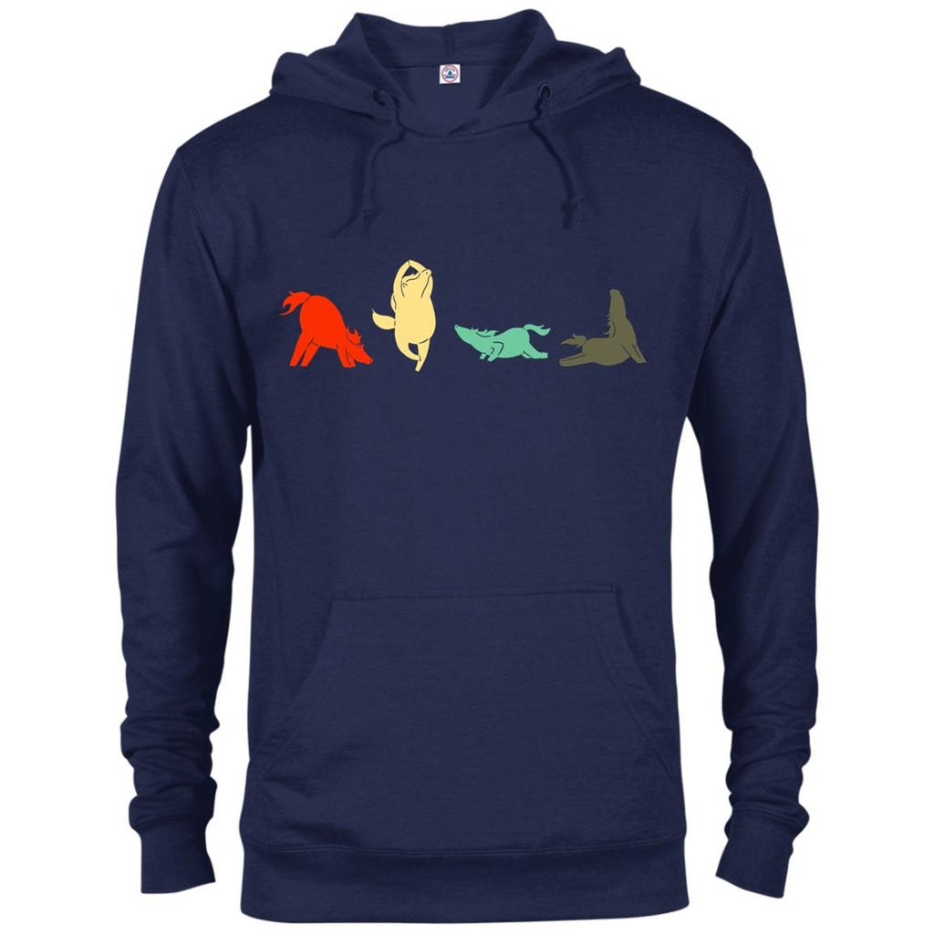Yoga Retro Horse T Shirts