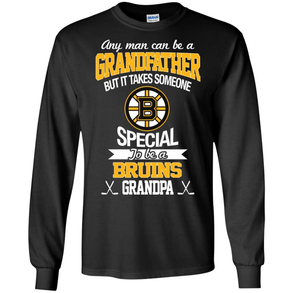 It Takes Someone Special To Be A Boston Bruins Grandpa T Shirts