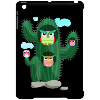 Owl Cactus Tablet Covers