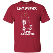 Like Father Like Daughter Tampa Bay Buccaneers T Shirts