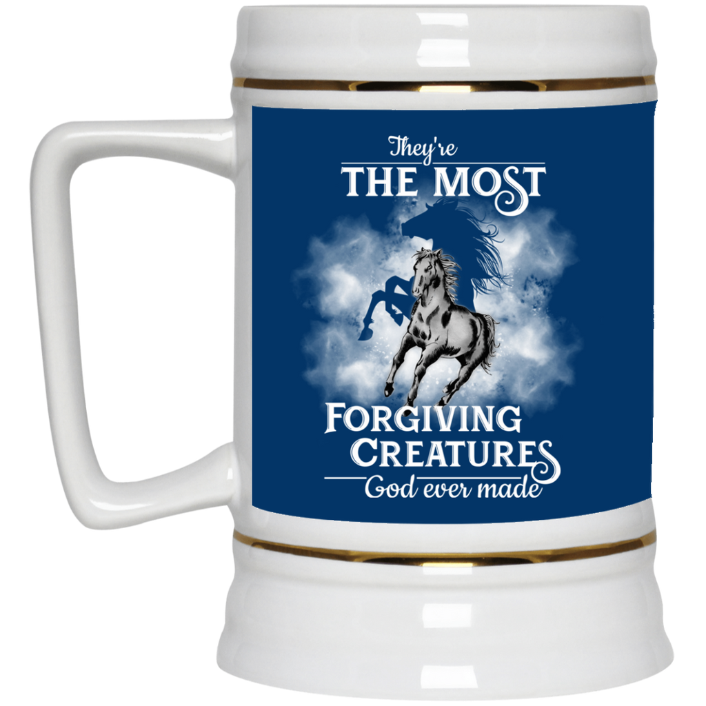 They're The Most Horse Mugs