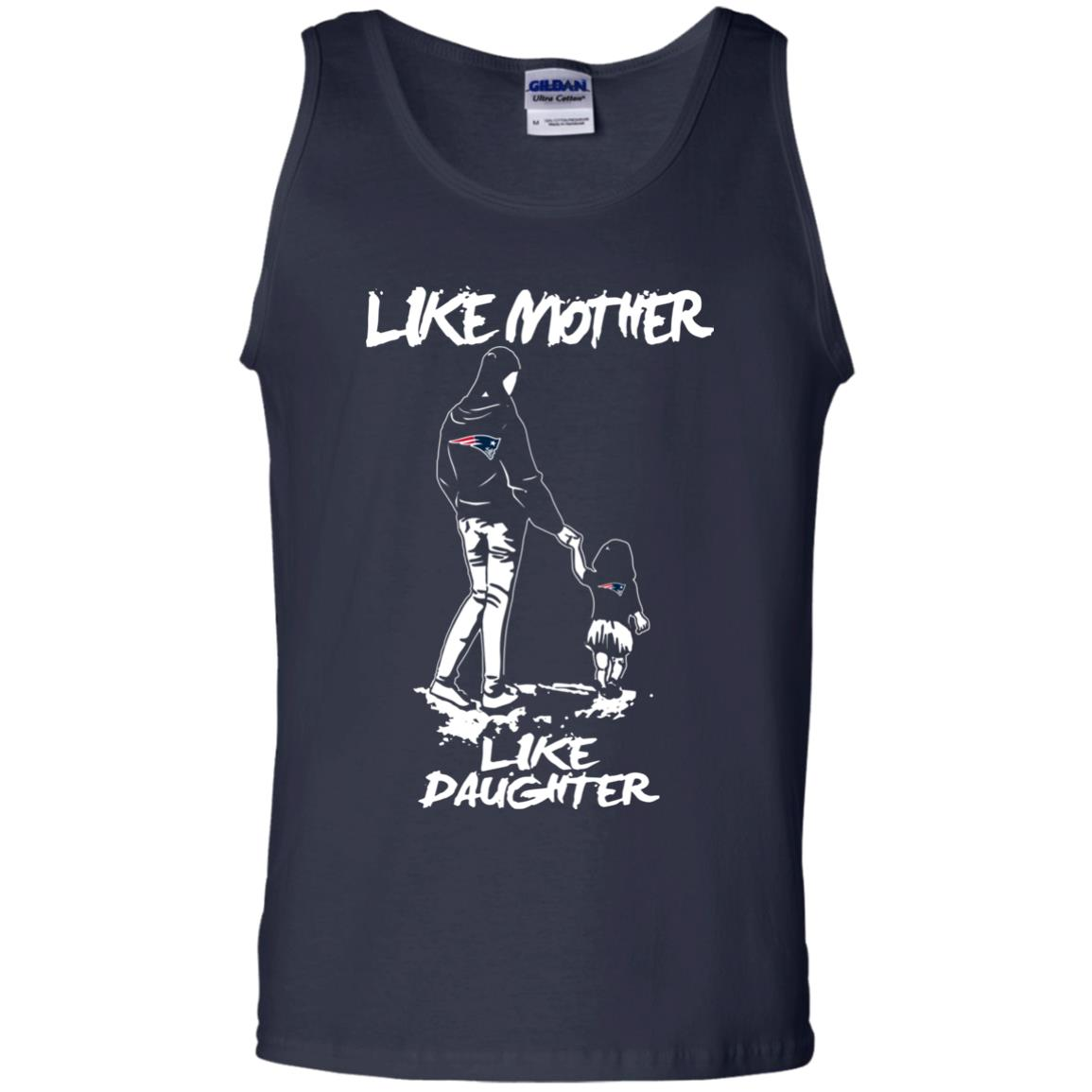 Like Mother Like Daughter New England Patriots T Shirts