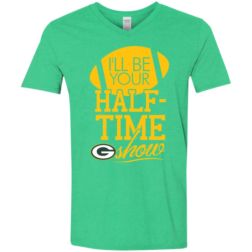 I'll Be Your Halftime Show Green Bay Packers T Shirts