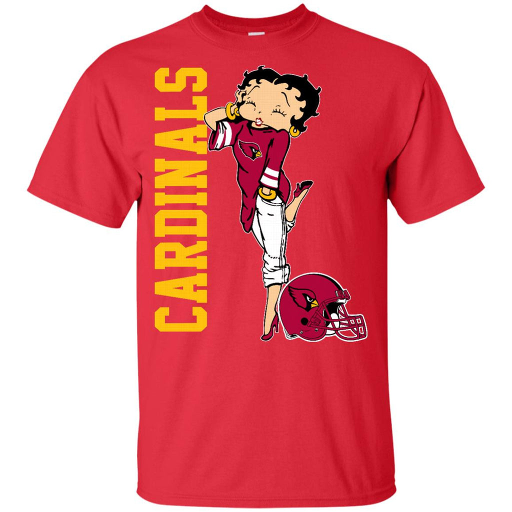 BB Arizona Cardinals T Shirts
