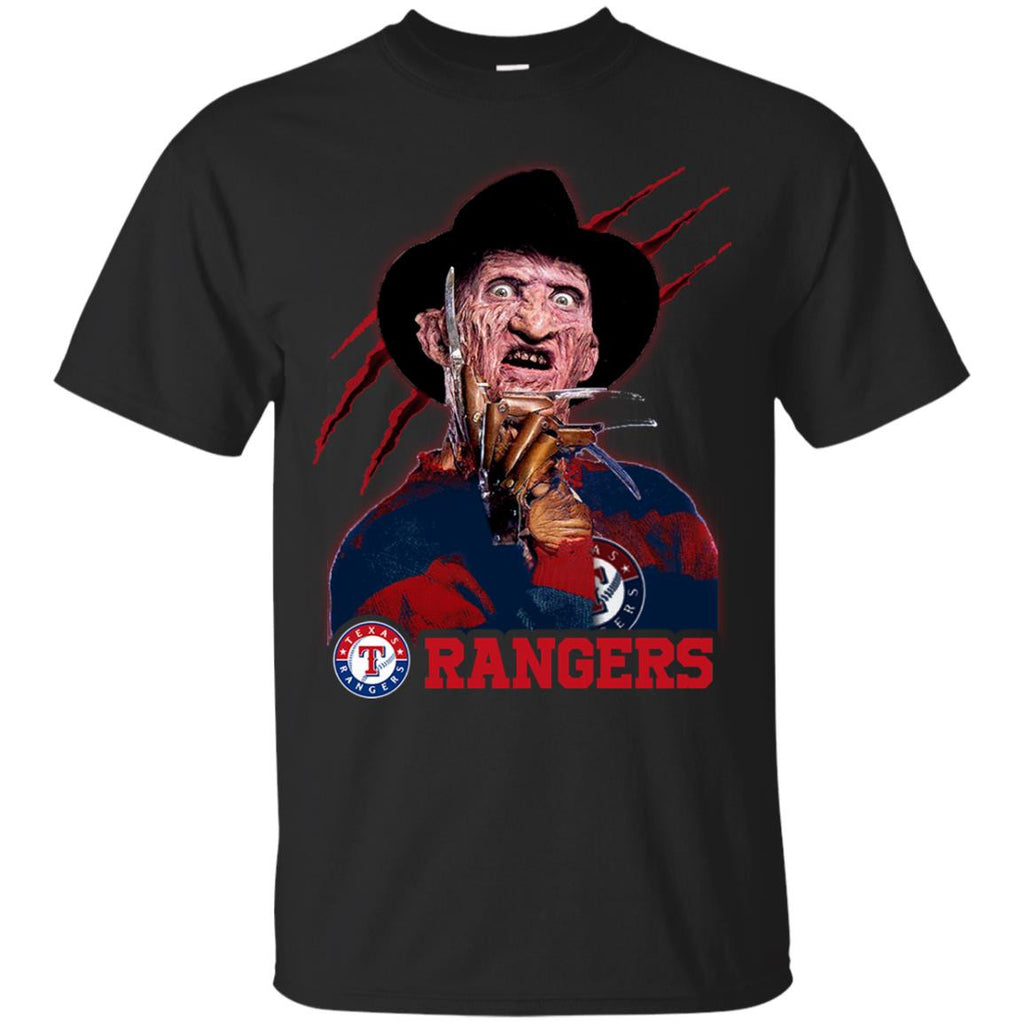 Freddy Texas Rangers T Shirt - Best Funny Store