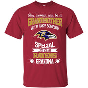 It Takes Someone Special To Be A Baltimore Ravens Grandma T Shirts