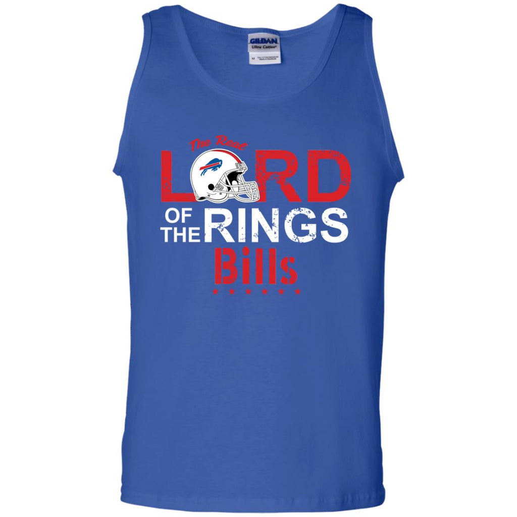 The Real Lord Of The Rings Buffalo Bills T Shirts