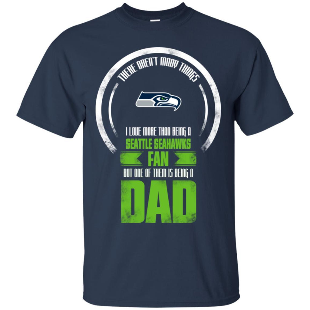 super popular 6f05d b930c I Love More Than Being Seattle Seahawks Fan T Shirts