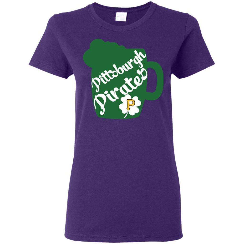 Amazing Beer Patrick's Day Pittsburgh Pirates T Shirts