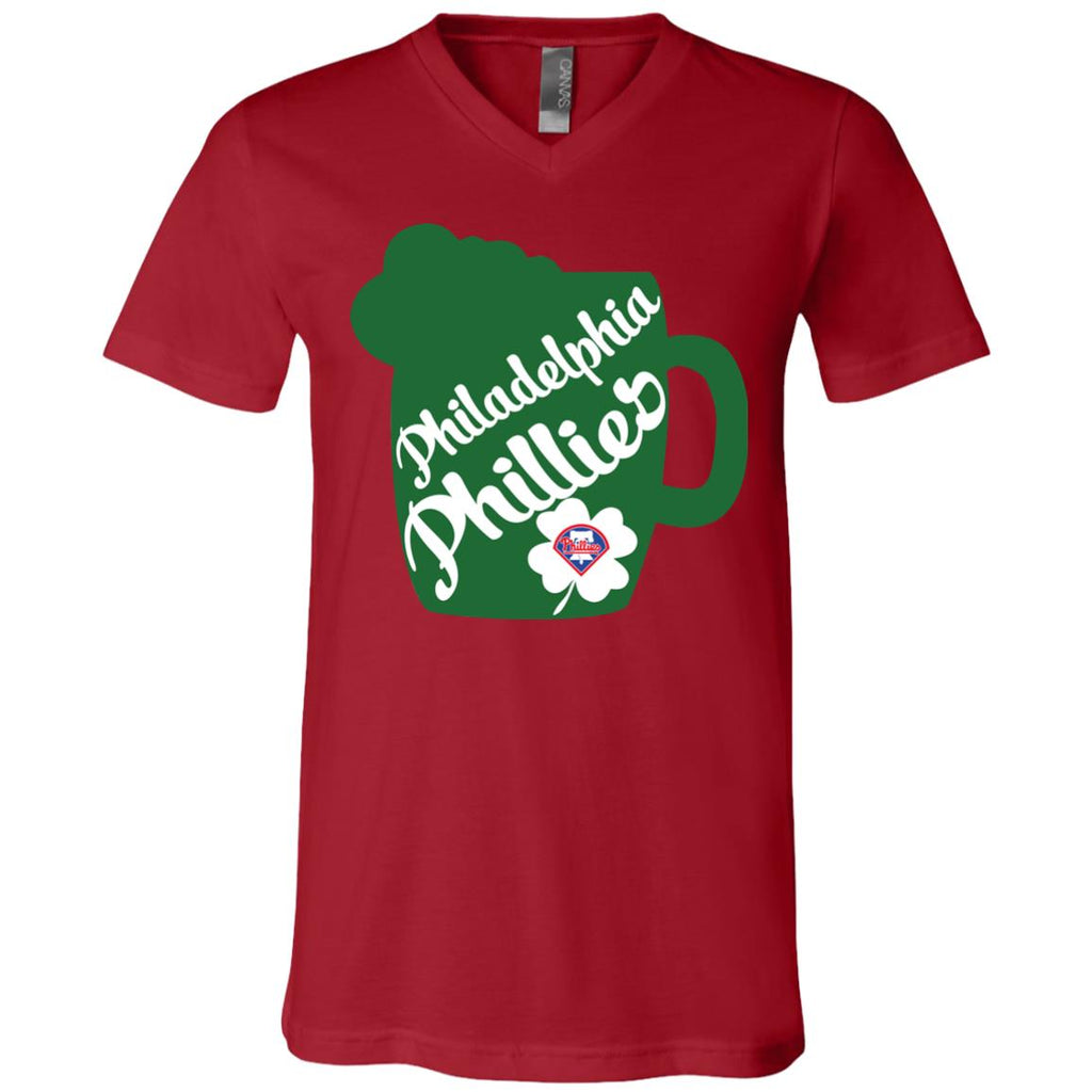 Amazing Beer Patrick's Day Philadelphia Phillies T Shirts