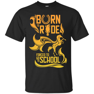Born To Ride T Shirts