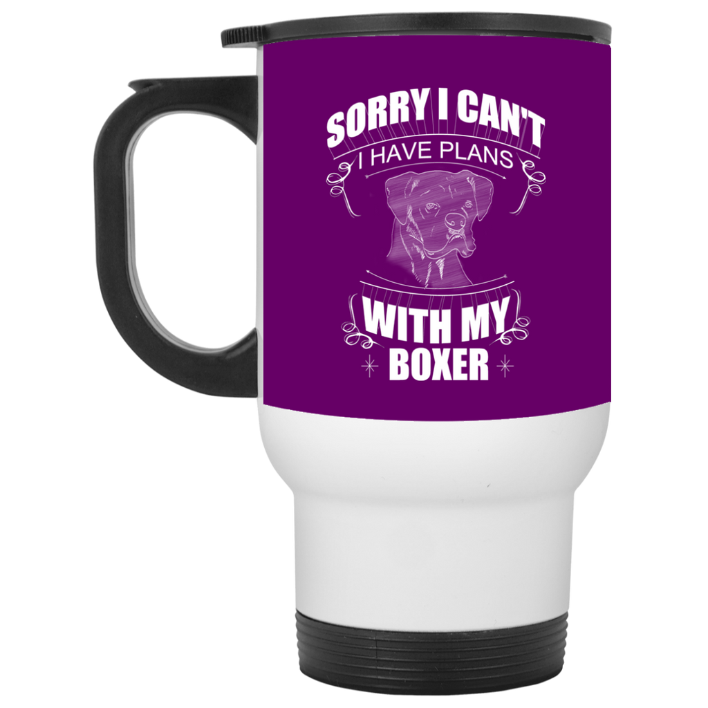 I Have A Plan With My Boxer Mugs