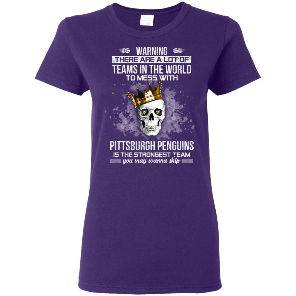 Pittsburgh Penguins Is The Strongest T Shirts