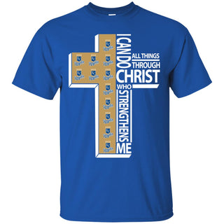 I Can Do All Things Through Christ Kansas City Royals T Shirts