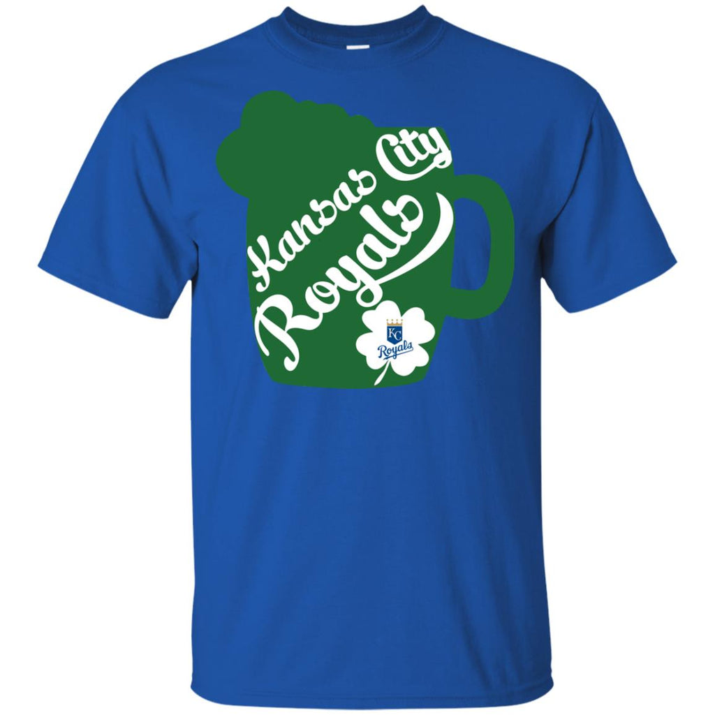 Amazing Beer Patrick's Day Kansas City Royals T Shirts