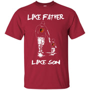 Like Father Like Son Baltimore Orioles T Shirt