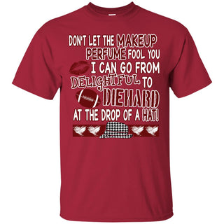 Alabama Crimson Tide Heart T Shirts - Best Funny Store