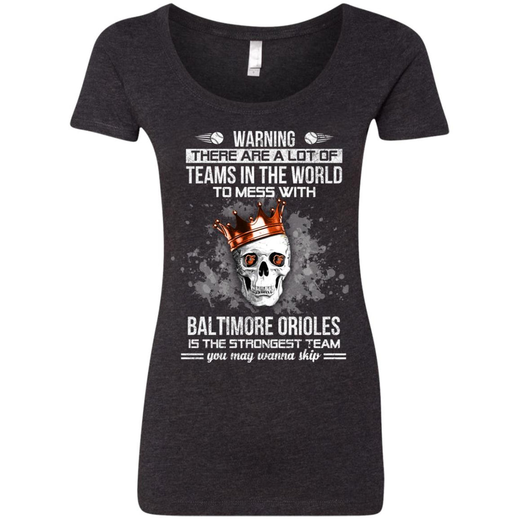 Baltimore Orioles Is The Strongest T Shirts