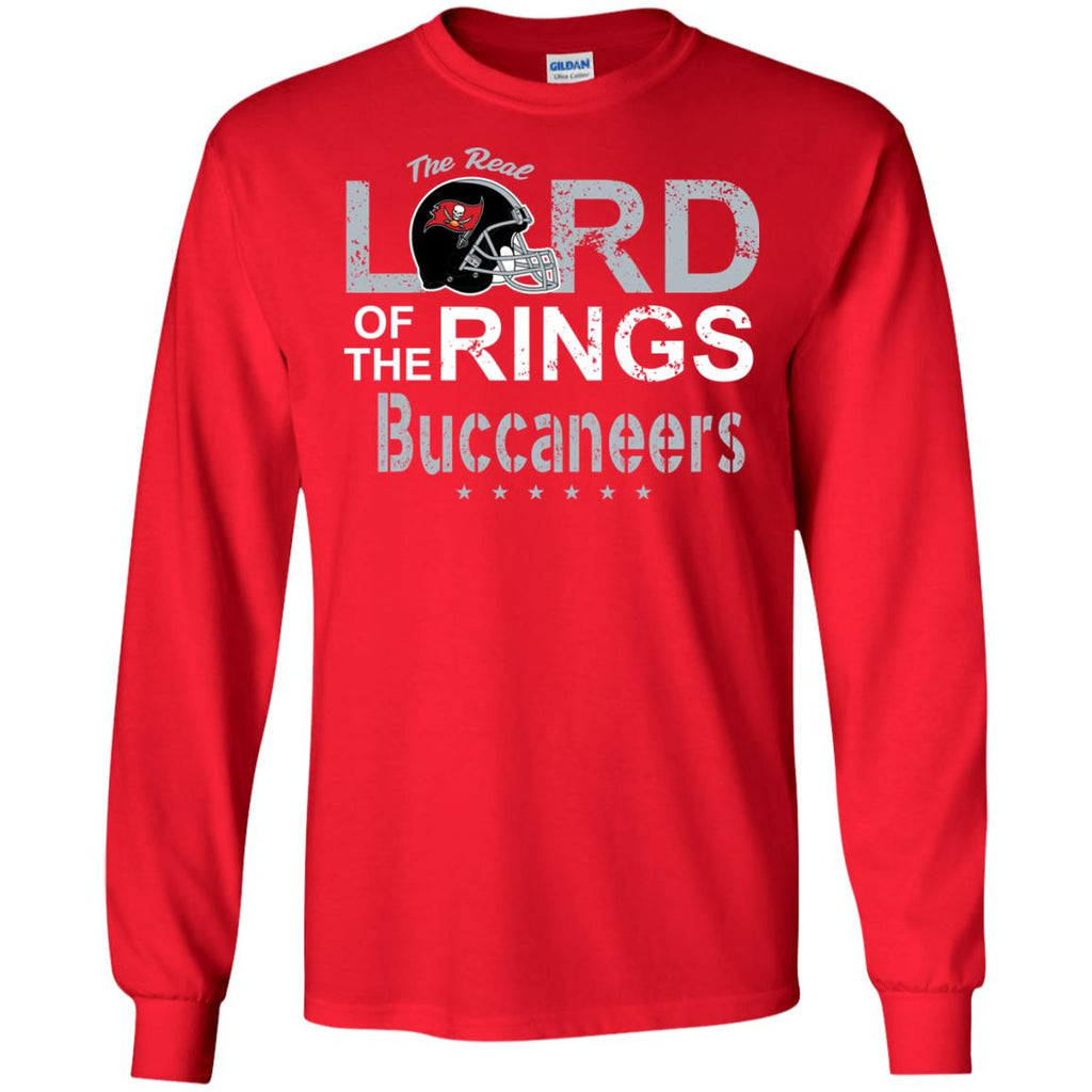 The Real Lord Of The Rings Tampa Bay Buccaneers T Shirts
